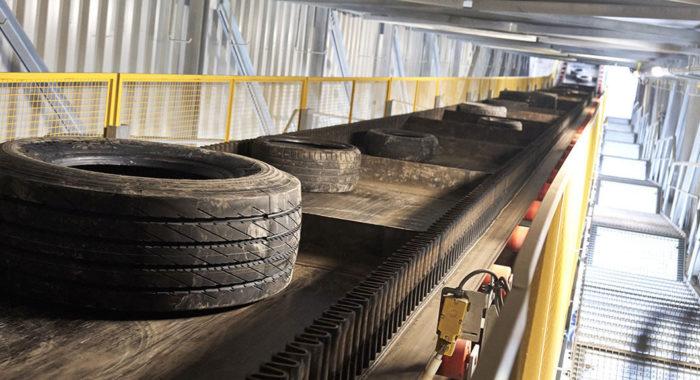 Conveyor for Alternative Fuels