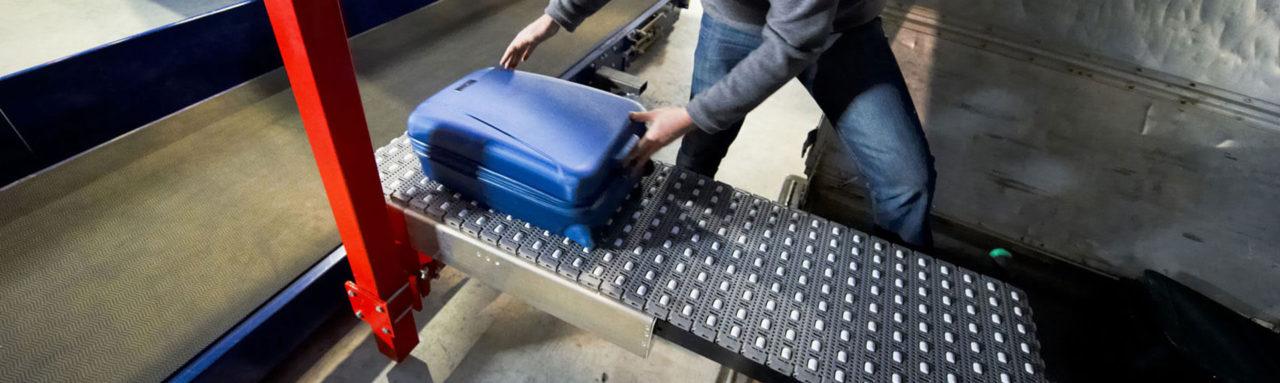 Baggage Unloader