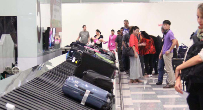 Baggage Re-Claim System