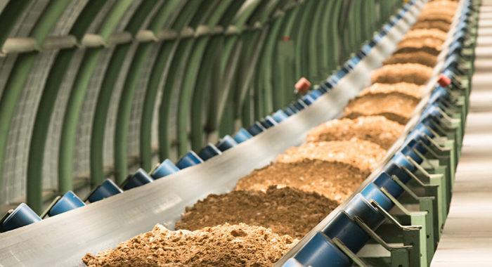 Troughed Belt Conveyor