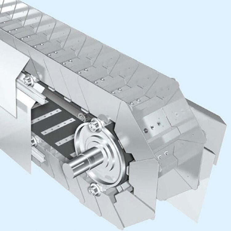 Belt Apron Conveyor