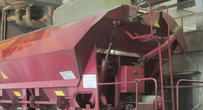 Railway Wagon Loading Systems