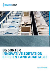 BG Cross-Belt Sorter